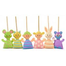 Lutke na palici