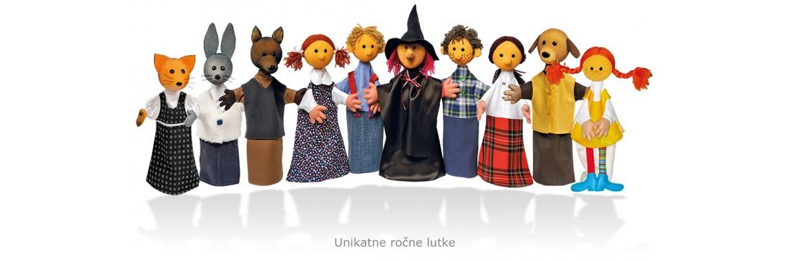 Ročne lutke